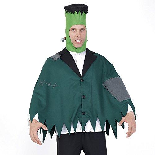 Sexy Hallween Costumes (Patymo Franken Cape -- Hallween Costume Accessory)