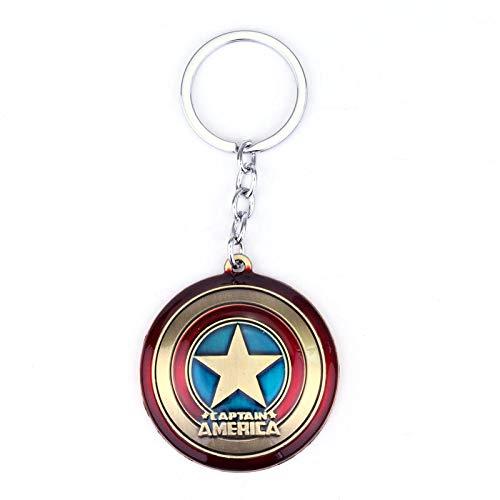 Inveroo Movie Avengers 4 Personaje Capitán América Escudo ...