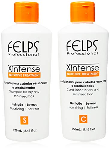 X Intense Kit Duo Home Care 2X250 ml, Felps, 500ml