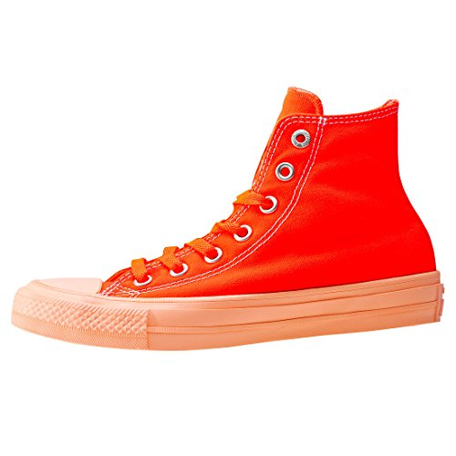 Mixte 43 EU Adulte II Arancio Hautes Converse Chuck Star All Baskets Taylor WwvU0