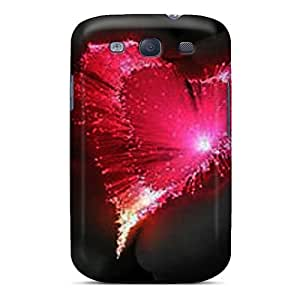 NicoECx Galaxy S3 Well-designed Hard Case Cover Heart In Hand Protector