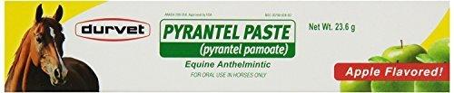Durvet Pyrantel Paste Wormer, 23.6gm (Pack of 3)