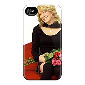 New Snap-on Finleymobile77 Skin Cases Covers Compatible With Iphone 6- Hilary Duff 34
