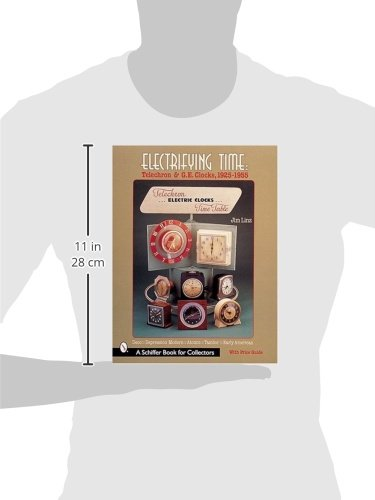 Electrifying Time: Telechron and G. E. Clocks 1925-55
