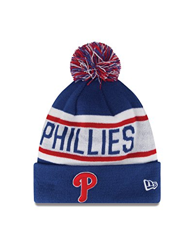 MLB Philadelphia Phillies Biggest Fan Redux Beanie -