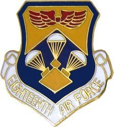 18th air force - 4