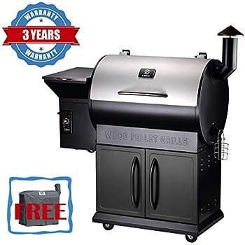 Amazon Com Z Grills Wood Pellet Grill 8 In 1 Bbq Smoker