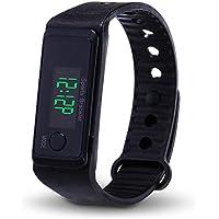 IFit Latest Fitbit Style LED Luminous Children Kids Smart Fitness Pedometer Activity Tracker Bracelet Watch