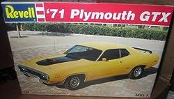 '71 Plymouth Gtx by AMT ERTL