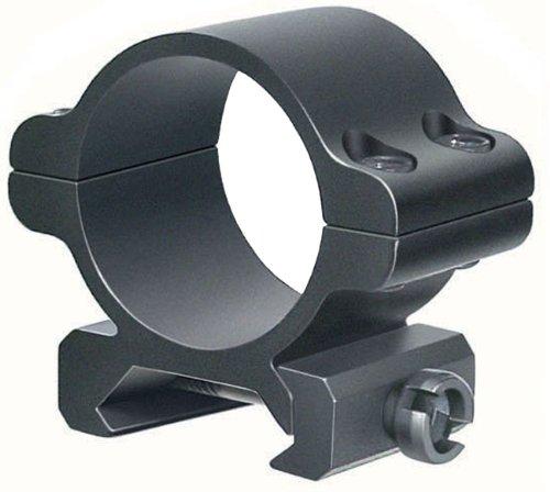 22 Caliber Riflescope - Millett Matte Aluminum Ring (High)