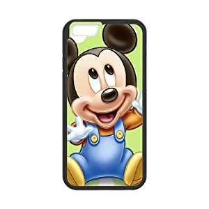 iPhone 6 4.7 Inch Custom Cell Phone Case Mickey Mouse Case Cover TWFF34611
