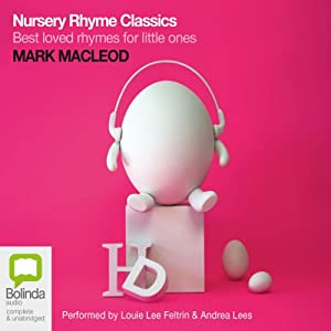 Nursery Rhyme Classics Audiobook