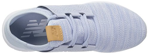 Ki2 Cruz Bleu Fresh New Running ice V2 Blue white Femme Knit Balance Foam x67Zw74qT