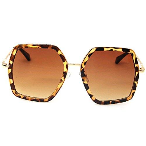 0fcaea141a2c GAMT Oversized Square Sunglasses Women Vintage UV Protection?irregular  Brand Designer Shades
