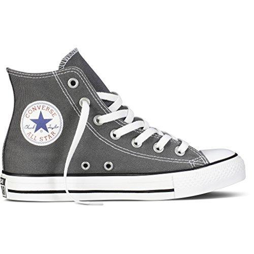 Converse Chuck Taylor All Star Seasonal High Unisex Shoes Charcoal 1j793 (9.5 D(M) US)