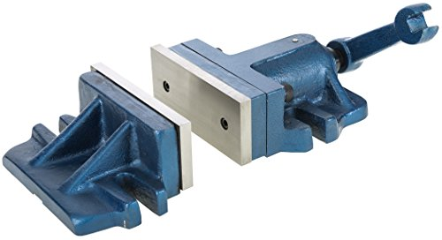 Grizzly H2992 Milling Vise, 6-Inch, 2-Piece by Grizzly