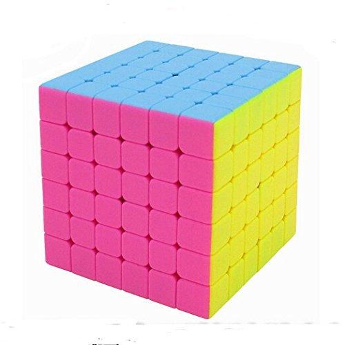 New!! Moyu Aoshi 6x6x6 Speed Cube Puzzle Stickerless