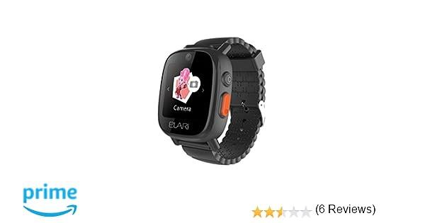 Elari - FixiTime 3 Smartwatch Reloj para Niños con GPS Tracker, Botón SOS, MicroSIM GSM 900/1800, Altavoz, Micrófono, Aplicación Android / iOS, ...