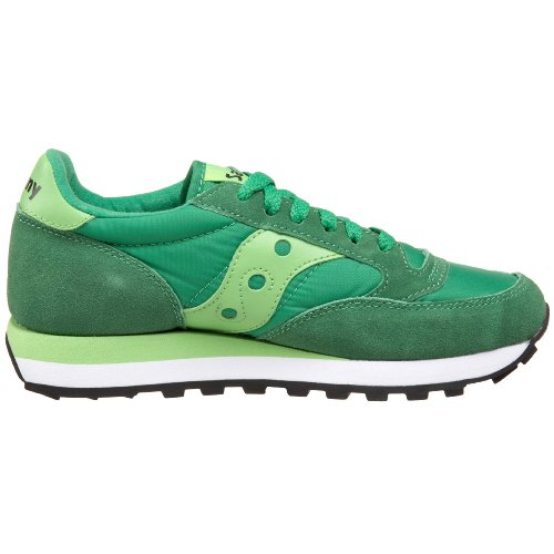 Femme Green Jazz Cross Saucony de Chaussures Original w4Z8Sqg
