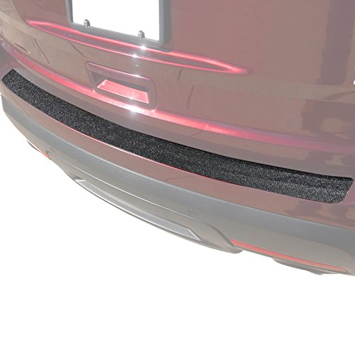 Custom Fit 2011-2015 Ford Explorer 1pc Kit Rear Bumper Scuff Scratch Protector Protect Paint Protection Exact Fit No Cutting Required