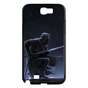 LZHCASE Diy Design Back Case Soldier for Samsung Galaxy Note 2 N7100 [Pattern-1]