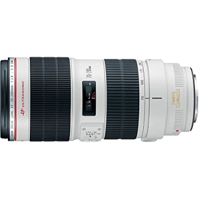 Canon 70-200mm by Canon