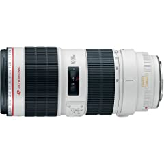 The Canon EF 70-200mm f/2.8L IS II USM Telephoto Zoom Lens increases the speed, performance and optical quality of the EF 70-200 f/2.8L IS USM while maintaining all of the characteristics that have made it a legend for professionals and advan...