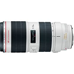 Canon Ef 70-200mm F2.8l Is Ii Usm Telephoto Zoom Lens For Canon Slr Cameras