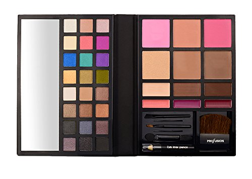 Multi Use Makeup Palette - PR-2961-06 Trendsetter Face Palette Cosmetic Beauty Make Up