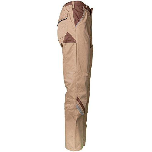 Highline braun zink Pantaloncini Planam Khaki 4XdwqXP8