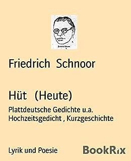 Amazoncom Hüt Heute Plattdeutsche Gedichte Ua