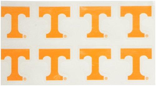 - Rico Industries NCAA Tennessee Volunteers Face Tattoos, 8-Piece Set