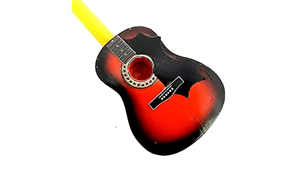Music Legend Collection - Tapón para lápiz, madera, mod. Guitarra ...