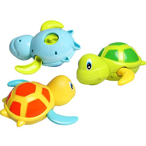 Where to find swimming toys for bath?