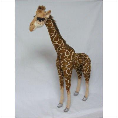 venta al por mayor barato Hansa Plush Ride-on Ride-on Ride-on Giraffe by Hansa  sin mínimo