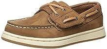 Sperry Boys Cup II Boat Jr Shoe, Brown, 115 Medium US Little Kid