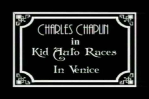(Charlie Chaplin's First Appearance as The Tramp in Kid Auto Races at Venice DVD (1914) Also Featuring Henry Lehrman, Frank D. Williams, Billy Jacobs, Charlotte Fitzpatrick, Thelma Salter, and Gordon Griffith.)