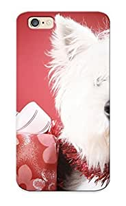 Iphone 6 Case Slim [ultra Fit] West Highland White Terrier Protective Case Cover(best Gift Choice For Friends)