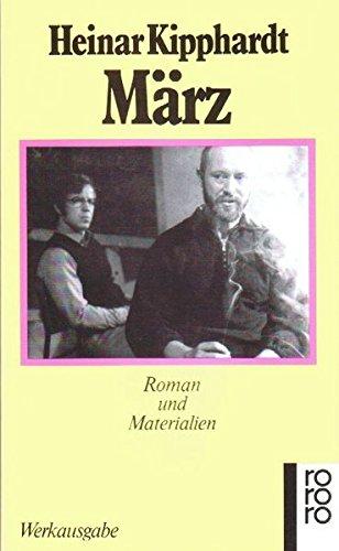 März: Roman und Materialien