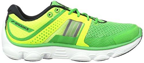 Air Multicolore 4 Plein Noir Flow Pour Pure Nocturne De Vert vert Multisport Garons Brooks Vie Chaussures qfxgEFW