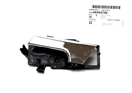 genuine-general-motors-left-interior-door-handle-for-chevy-chevrolet-aveo-part-96462709