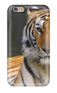 For Iphone 6 Protector Case Beauty Of Tiger Phone Cover
