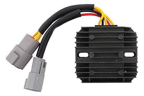 New DB Electrical 230-22183 Voltage Regulator Rectifier for 494cc 12V Ski-Doo GSX 500SS 2005 2006 2007, GTX 500SS 2005 2006 2008, Legend 500 Fan 2003, Legend 500 Sport 2003, Legend 500 SS 2004