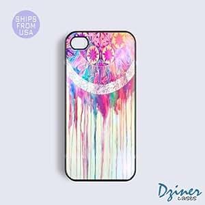 iPhone 5c Tough Case -Colorful Dreamcatcher iPhone Cover