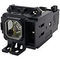 AuraBeam Professional Replacement Projector Lamp for Canon LV-LP30 With Housing (Powered by Philips)
