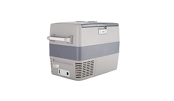 SMETA refrigerador portátil de 50 cuartos de galón de 12 V con ...