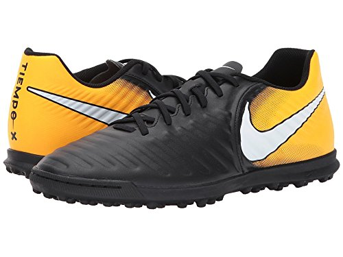 Nike tiempox Rio IV TF Football Boots, Men, Black