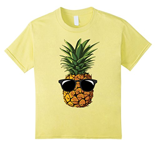 asses Aloha Beaches Hawaii - Hawaiian T-shirt 12 Lemon (Aloha Girl)
