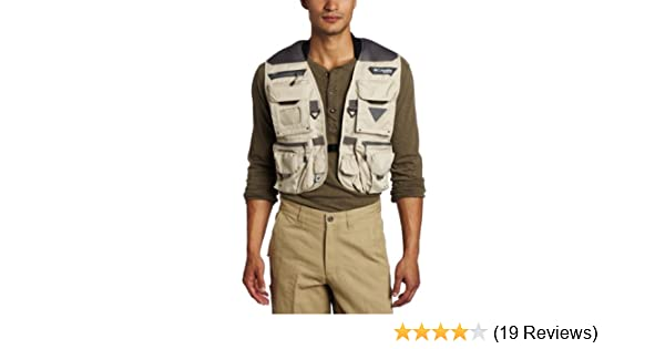 Amazon.com   Columbia Men s Henry s Fork V Vest   Fishing Vests   Sports    Outdoors 43becf3aee4