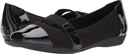Anne Klein Women's Ulla Black 8 M US
